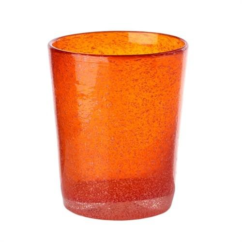 Elegant Living GLASS HE ORANGE