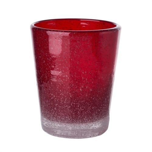 Elegant Living GLASS HE RED