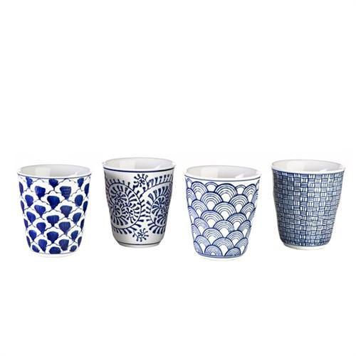 Elegant Living CUPS SUSHI SET4