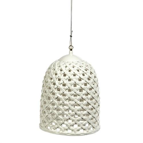 Elegant Living WOVEN HANGING LAMP