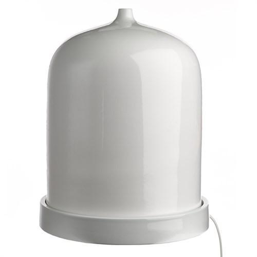 Elegant Living LAMP BELL PORCELAIN