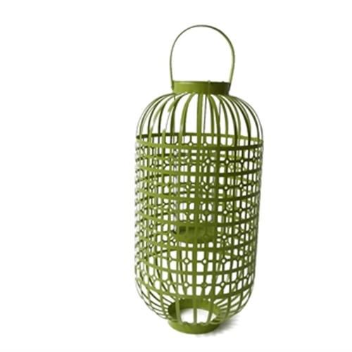 Elegant Living GRAPHIC LANTERN L LIME