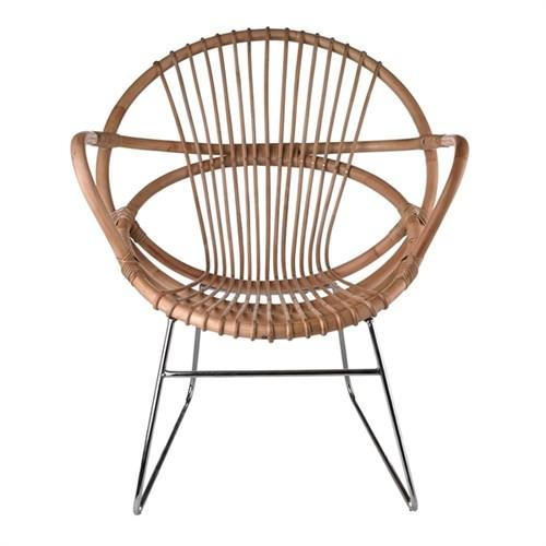Elegant Living CHAIR SINGAPORE OPEN NATURAL