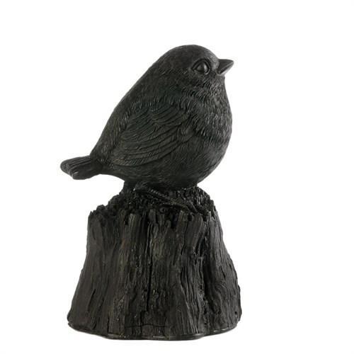 Elegant Living SINGING BIRD BLACK L