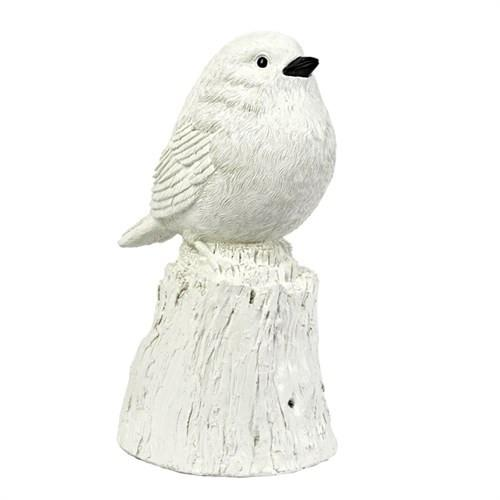 Elegant Living SINGING BIRD WHITE XXL
