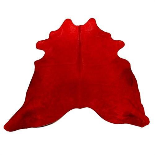 Elegant Living BULLSKIN 4M2 IN RED