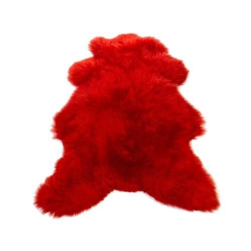 Elegant Living LAMBSKIN RED 100CMX70CM