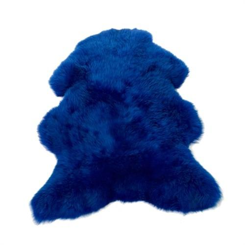 Elegant Living LAMBSKIN BLUE 100CMX70CM