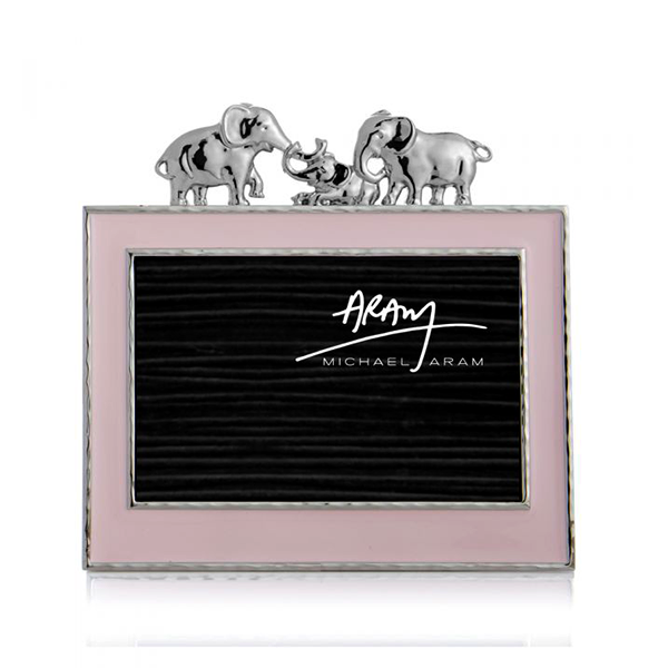Elegant Living РАМКА ЗА СНИМКА ELEPHANT PINK ENAMEL 4×6