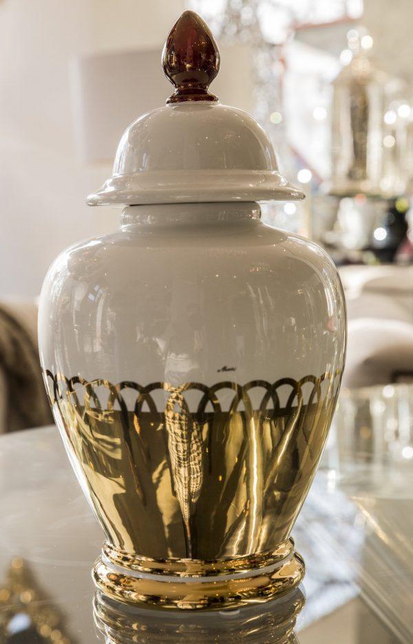 Elegant Living MELON JAR