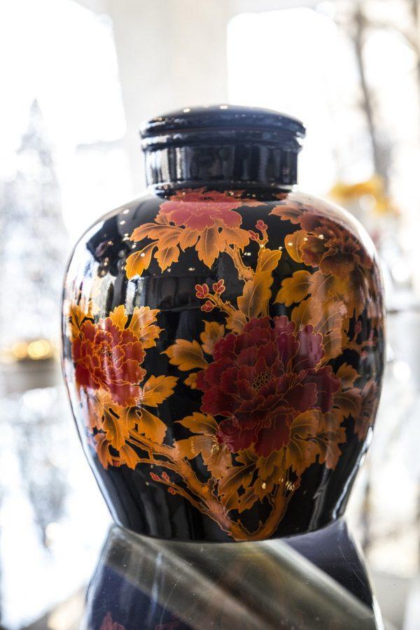 Elegant Living FLEURS JAR