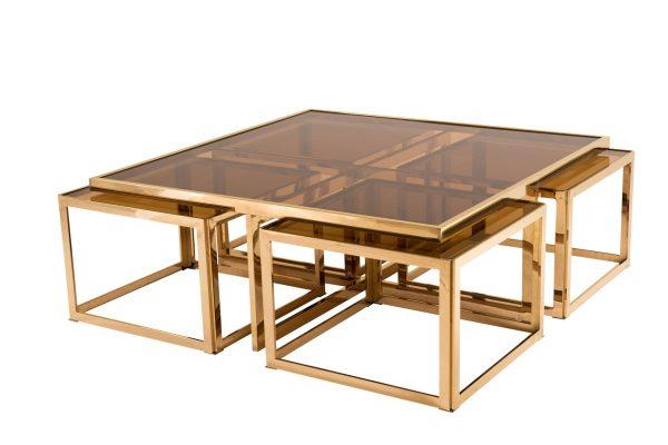 Elegant Living COFFEE TABLE CEASARE