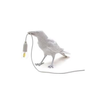 Elegant Living НАСТОЛНА ЛАМПА BIRD WAITING SELETTI