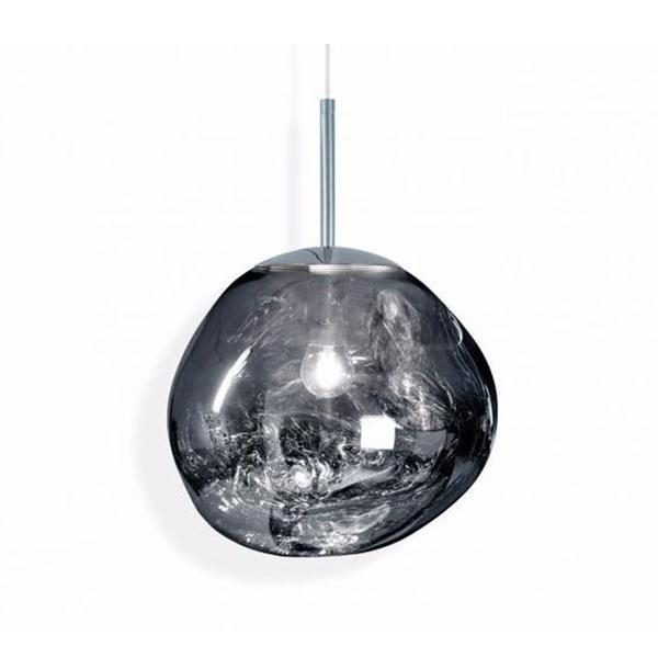 Elegant Living ПЕНДАНТ MELT CHROME TOM DIXON