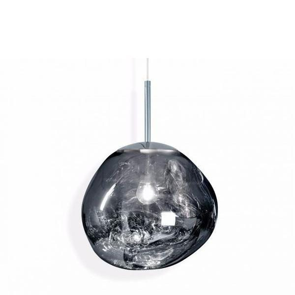 Elegant Living ПЕНДАНТ MELT MINI CHROME TOM DIXON