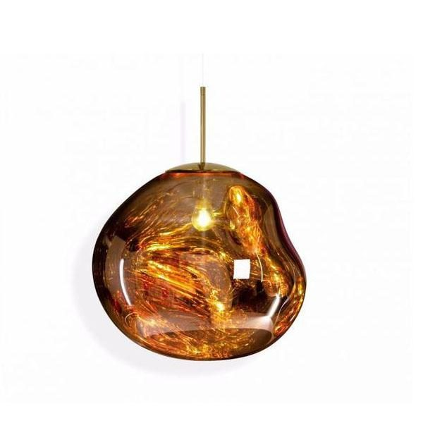 Elegant Living ПЕНДАНТ MELT GOLD TOM DIXON