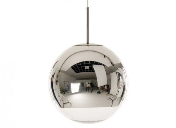 Elegant Living ПЕНДАНТ MIRROR BALL 40CM TOM DIXON