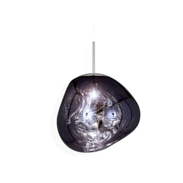 Elegant Living ПЕНДАНТ MELT SMOKE TOM DIXON