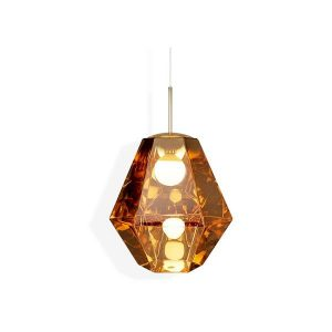 Elegant Living ПЕНДАНТ CUT TALL GOLD TOM DIXON