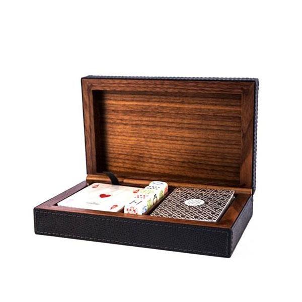 Elegant Living ROYAL DICE & PLAYING CARD