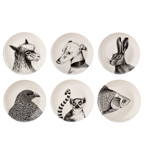 Elegant Living ЧИНИИ ANIMALS SET OF 6