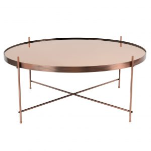Elegant Living ПОМОЩНА МАСА CUPID XXL COPPER ZUIVER