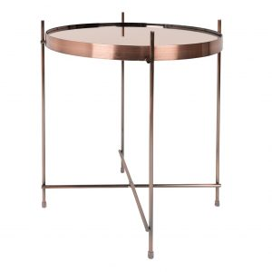 Elegant Living ПОМОЩНА МАСА CUPID COPPER ZUIVER
