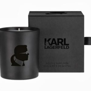 Elegant Living СВЕЩ KARL LAGERFELD LUXURY