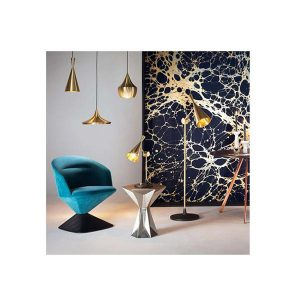 Elegant Living ПЕНДАНТ BEAT FAT BRASS TOM DIXON