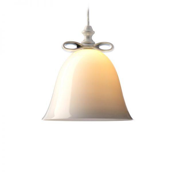 Elegant Living ПЕНДАНТ BELL SMALL WHITE/WHITE MOOOI