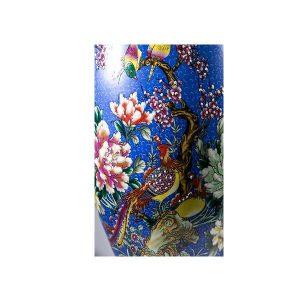Elegant Living БУРКАН CONDIMENT POT QIANLONG BLUE