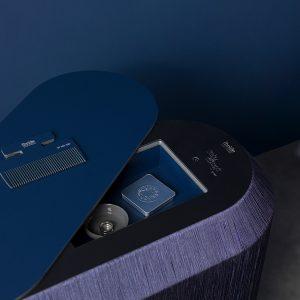 Elegant Living ШКАФ BABY ALPAGA ELECTRIC BLUE