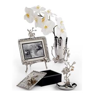 Elegant Living ВАЗА WHITE ORCHID S/M