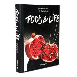 Elegant Living КНИГА FOOD & LIFE