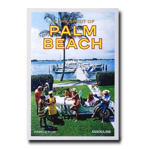 Elegant Living КНИГА IN THE SPIRIT OF PALM BEACH
