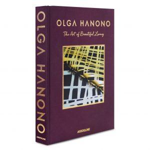 Elegant Living КНИГА OLGA HANONO