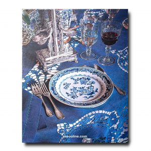 Elegant Living КНИГА VALENTINO: AT THE EMPEROR'S TABLE