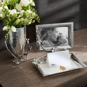 Elegant Living РАМКА ЗА СНИМКА WHITE ORCHID 5X7