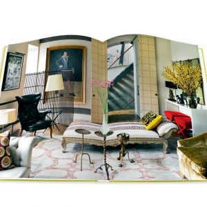 Elegant Living КНИГА A TOUCH OF STYLE