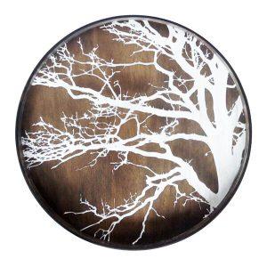 Elegant Living ПОДНОС WHITE TREE