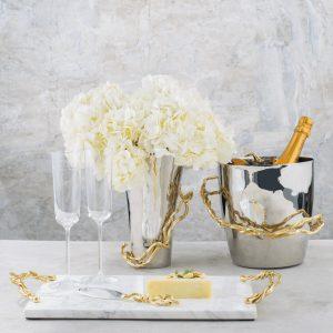 Elegant Living ШАМПАНИЕРА WISTERIA GOLD