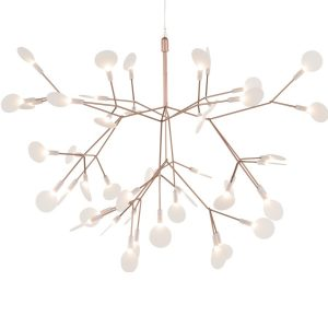 Elegant Living HERACLEUM II SUSPENDED COPPER SMALL MOOOI