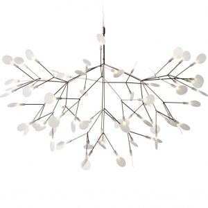 Elegant Living HERACLEUM II SUSPENDED COPPER LARGE MOOOI
