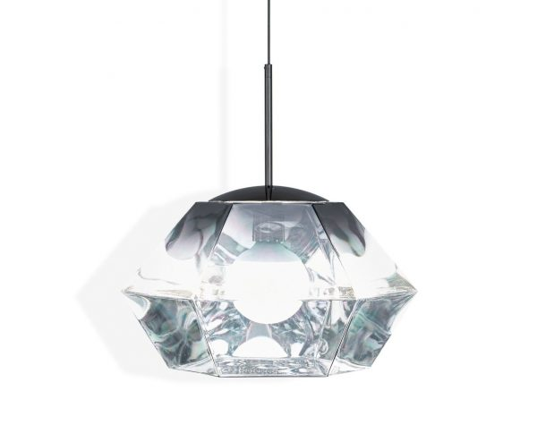 Elegant Living ПЕНДАНТ CUT SHORT CHROME TOM DIXON