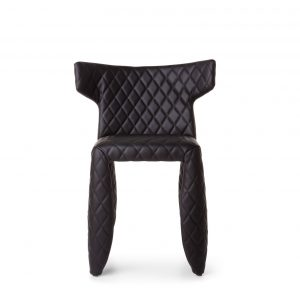 Elegant Living СТОЛ MONSTER DIAMOND ARMS BLACK MOOOI