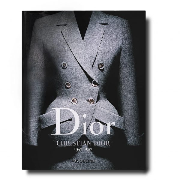 Elegant Living КНИГА DIOR BY CHRISTIAN DIOR
