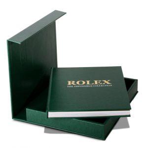 Elegant Living КНИГА ROLEX: THE IMPOSSIBLE COLLECTION