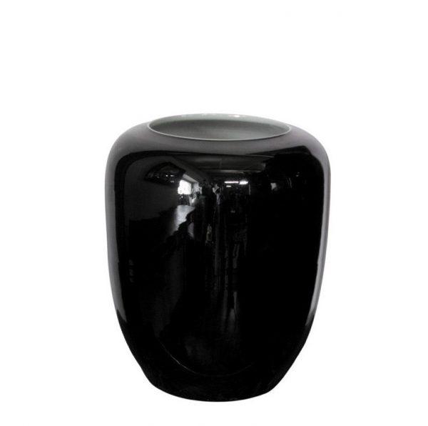 Elegant Living ВАЗА PURE BLACK DESIGN L