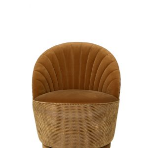 Elegant Living КРЕСЛО MADISON WHISKEY DUTCHBONE