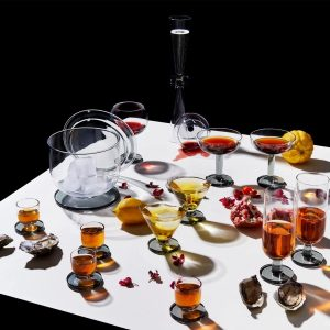 Elegant Living ЧАШИ PUCK HIGHBALL X 2 TOM DIXON